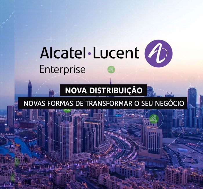 DATABOX distribui ALCATEL-LUCENT