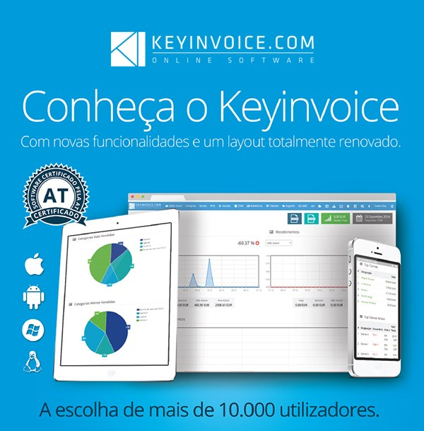 Databox distribui Keyinvoice
