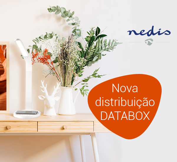 DATABOX distribui NEDIS