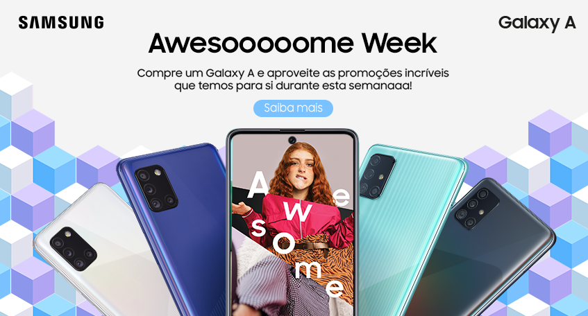 SAMSUNG Awesooooome Week