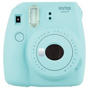 FUJIFILM COLORFILM INSTAX MINI 9 ICE BLUE TH EX D