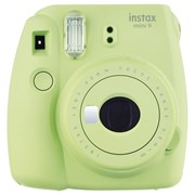 FUJIFILM COLORFILM INSTAX MINI 9 LIM GREEN TH EX D