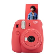 FUJIFILM INSTAX MINI 9 POPPY RED