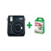 FUJIFILM KIT INSTAX MINI 70 BLACK + 10 SHOTS