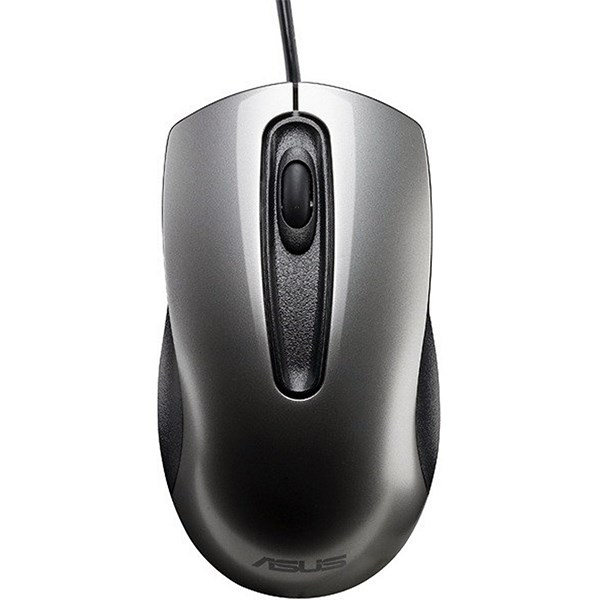 ASUS MOUSE UT200 OPTICAL USB GREY
