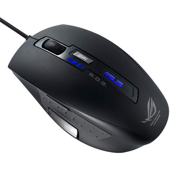 ASUS GAMING MOUSE GX850 USB BLACK