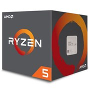 AMD CPU RYZEN 5 2600X 3.6GHZ 16MB AM4 BOX