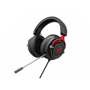 AOC HEADSET 50MM DRIVER VIRTUAL 7.1 SURROUND USB SERIOUS GAMIMG AUDIO GH300