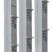 ARTIXIUM LED CABINET OXYGEN-OUT-30.94-30 X 1980 X 35 SPORT/MEDIA