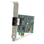 ALLIED TELESIS AT-2711FX/SC-001 FAST ETHERNET PCI-EXPRESS FIBER CARD
