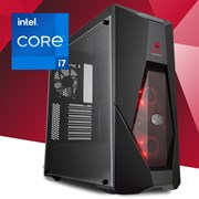 BOX SYSTEMS GAMER CM1200 i7-7700K 16G 480G SSD VGA8G BLUEGAMING/700W