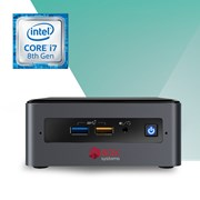 BOX SYSTEMS ESSENTIAL KR1900 NUC i7-8559U 4GB 120G SSD