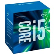 INTEL CPU CORE i5-7500 3.40GHZ 6MB LGA1151 KABY LAKE