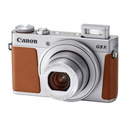 "CANON POWERSHOT G9 X MARK II 20.1""MP SILVER VENDA ESPECIALIZADOS"