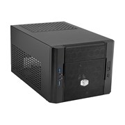 CM CAIXA MINI-ITX ELITE 130 BLACK S/FONTE