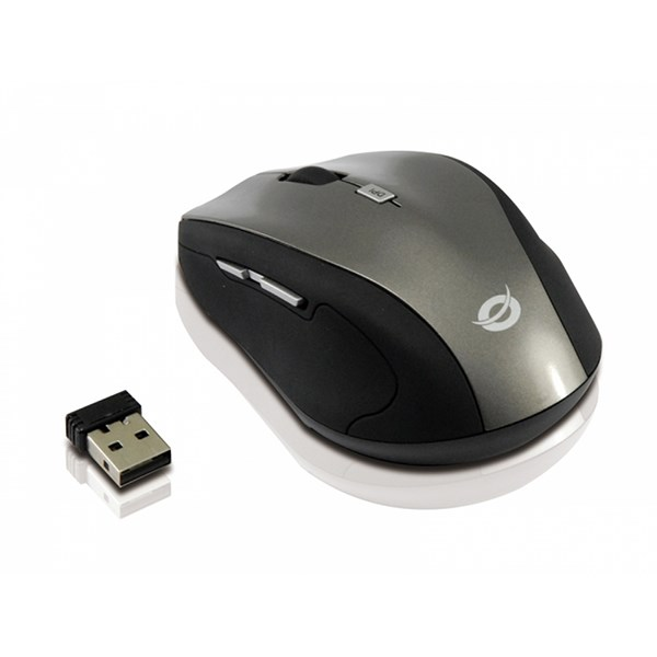 CONCEPTRONIC MOUSE WIRELESS TRAVEL OPTICAL 5 BOTOES