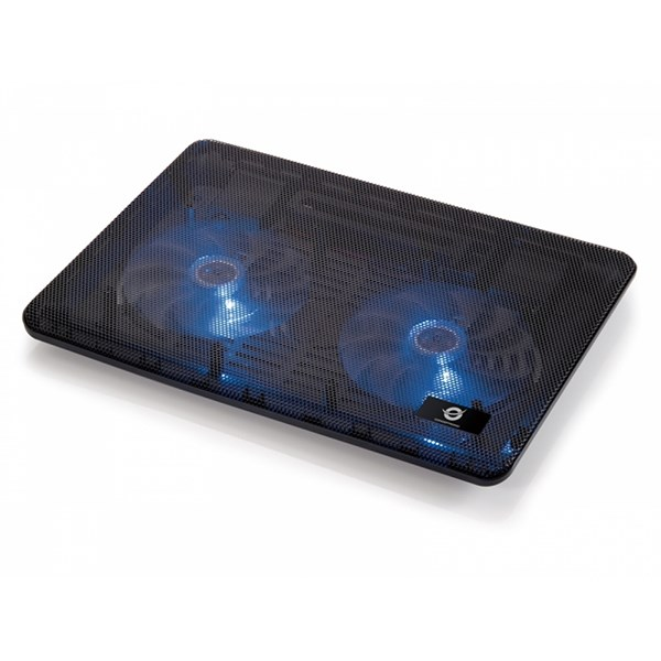 CONCEPTRONIC NOTEBOOK COOLING PAD 2-FAN