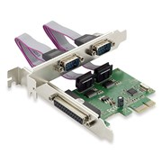 CONCEPTRONIC PCI CARD 1x PARALLEL & 2x SERIAL #PROMO ACESS#