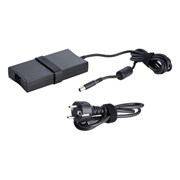 DELL ADAPTER 130W AC 3-PIN WITH EUROPEAN POWER CORD KIT
