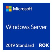 DELL WINDOWS SERVER 2019 STANDARD ROK 16CORES 2VMS