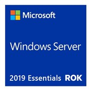 DELL WINDOWS SERVER 2019 ESSENTIALS ED 2SKT ROK