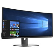 "DELL MONITOR LED 38"" ULTRASHARP CURVED U3818DW BLACK"