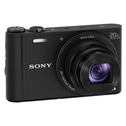 SONY CYBER-SHOT DSC-WX350 18.2MP 20x ZOOM TFT LCD 3""