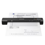 EPSON SCANNER WORKFORCE ES-60W PRETO