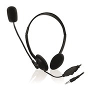 EWENT HEADSET WITH MIC FOR CHAT