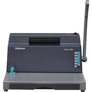 FELLOWES ENCADERNADORA METAL 25