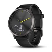 GARMIN VIVOMOVE SPORT (L) BLACK