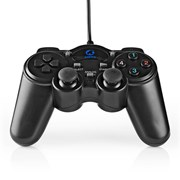 NEDIS GAMING GAMEPAD P/PC FORCE VIBRATION USB