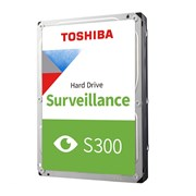 "TOSHIBA HDD 3.5"" 10TB SERIAL III  S300 SURVEILLANCE HARD 7200RPM"