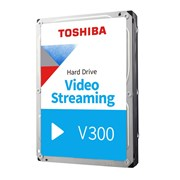 "TOSHIBA HDD 3.5"" 2TB VIDEO STREAM V300 64MB 5700RPM ATA SERIAL III BULK"