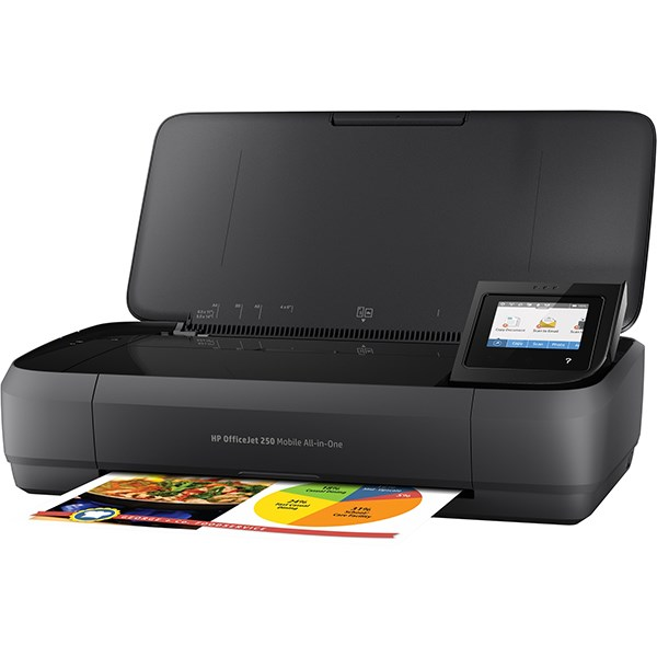 HP IMP JATO TINTA OFFICEJET 250 MOBILE AIO PRINTER #CHANNEL ABR#