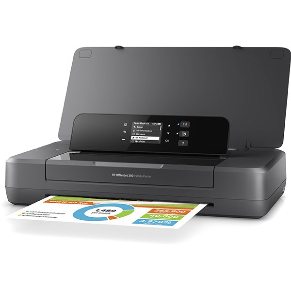 HP IMP JATO TINTA OFFICEJET 200 MOBILE PRINTER #CHANNEL ABR#