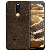 "IKIMOBILE SMARTPHONE BLESS PLUSCORK EDITION 6GB 64GB 5.99"" BROWN/GOLD"