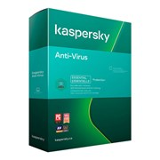 KASPERSKY ANTIVIRUS 2020 1 USER 1Y RETAIL