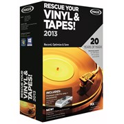 MAGIX RESCUE YOUR VINYL & TAPES ING