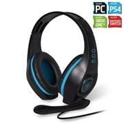 SPIRIT OF GAMER HEADSET PRO-H5 BLUE EDITION
