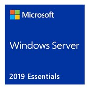 MICROSOFT WINDOWS SERVER 2019 ESSENTIALS 64 BITS PT 1PK DSP OEI DVD 1-2CPU