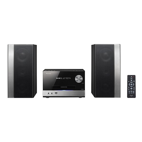 PIONEER MICROSSISTEMA FM,CD,USB, BLUETOOTH (2X38 W) PRETO