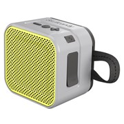 SKULLCANDY SPEAKER BLUETOOH BARRICADE MINI GREY/LIME
