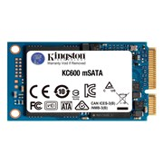 KINGSTON SSD 1TB KC600 SATAIII mSATA