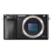 SONY CAMARA DIGITAL ILCE-A6000 SENSOR APS-C DE 24.1 MP