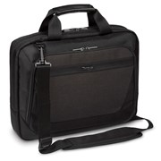 "TARGUS MALA P/ PORTATIL CITYSMART PROFESSIONAL MULTI-FIT BLACK/GREY 14""-15.6"""