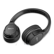 PHILIPS HEADPHONES WIRELESS ACTION FIT TASH402BK BLACK