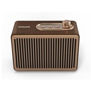 PHILIPS AUDIO BLUETOOTH SPEAKER VINTAGE TAVS300/00