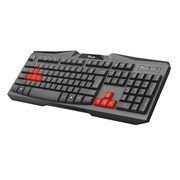 TRUST KEYBOARD GAMING ZIVA PT *PROMO*