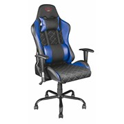 TRUST CADEIRA GAMING RESTO GXT707 BLUE/ BLACK